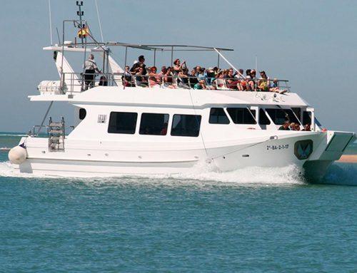 Paseos en Barco por la Costa gaditana